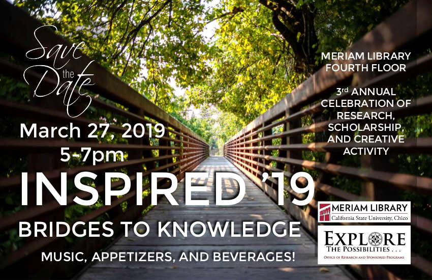 Save the date: Inspired 19 is on March 27th at 5pm.
