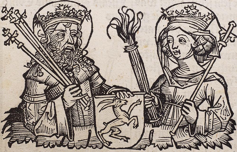 Michael Wolgemut | Nuremberg Chronicles | printed illustration