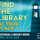National Library Week Icon