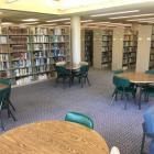 Photo of 3rd floor southeast study area