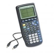 Photo of the TI-83 calculator