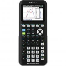 Photo of the TI-84 Plus calculator