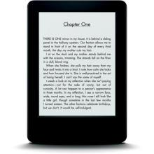 Photo of a Kindle