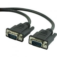 Photo of a VGA cable