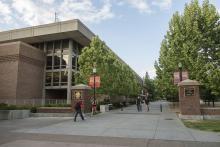 Photo of Meriam Library