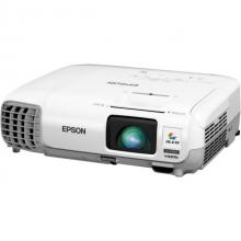 Photo of an epson projector