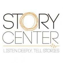 Story Center. Listen Deeply, Tell Stories.