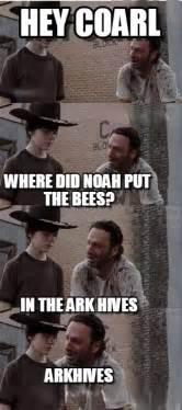 Rick loves a library joke.