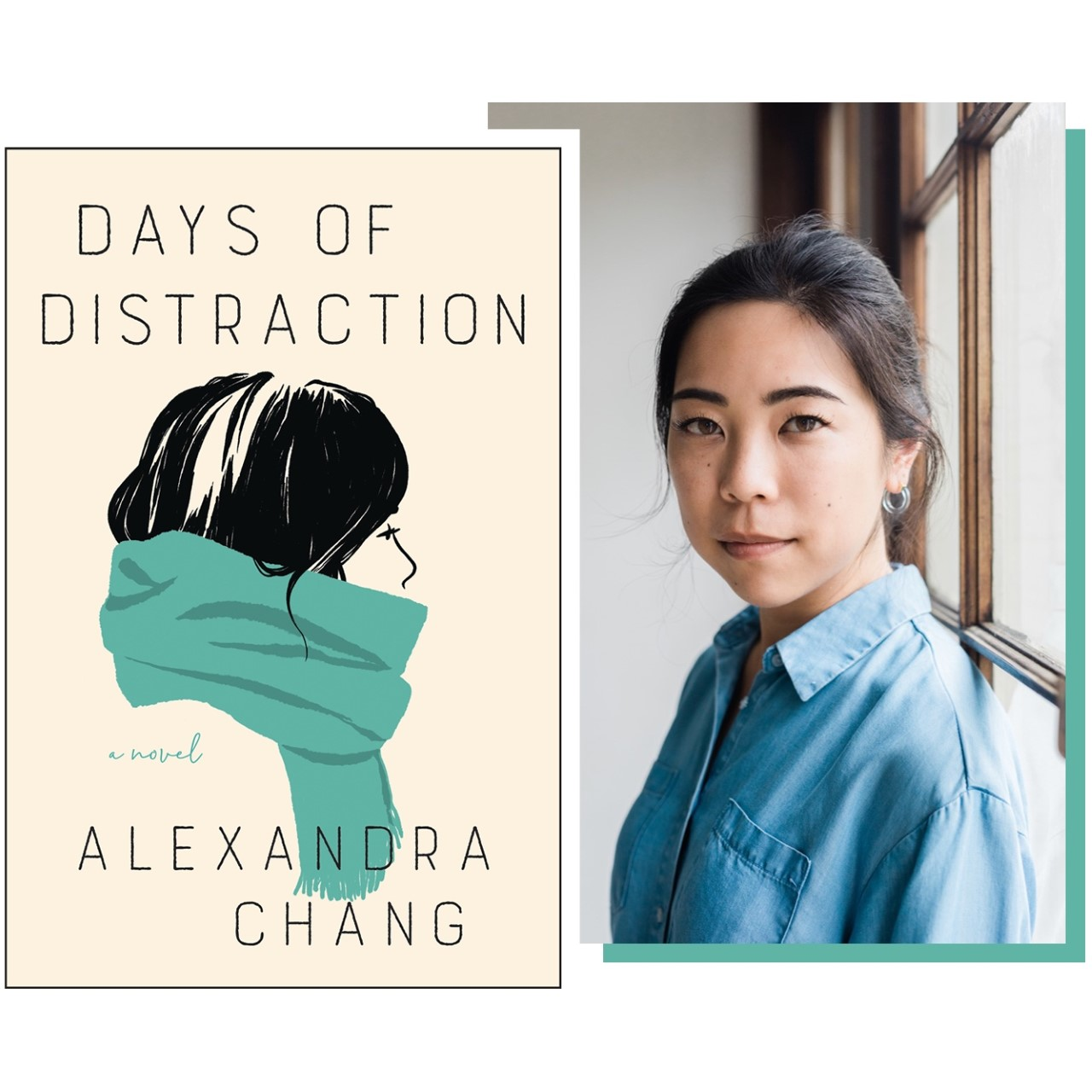 Alexandra Chang book